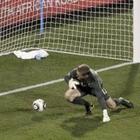 england usa goal World Cup 2010
