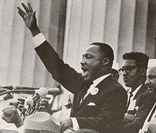 I have a dream speech, Martin Luther King Jr