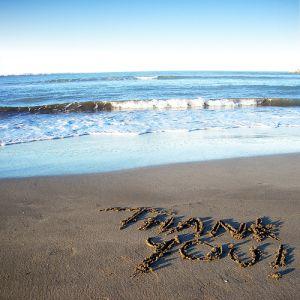 thank you beach