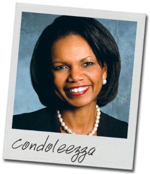 condoleezza rice - 2012