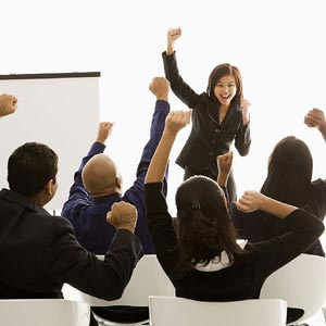 leadership maximize energy