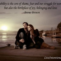 vulnerability quote - Brene Brown