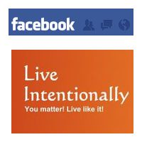 live intentionally on Facebook