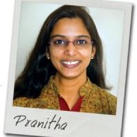 Pranitha Timothy - 2012